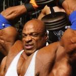 Ронни Колеман, Тренировка трицепсов, бодибилдинг, качаем трицепсы, упражнения для трицепсов