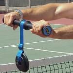 Тренажер ролик с грузом для тренировки силы хвата и мышц предплечий
