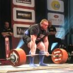 Benedikt Magnusson, Бенедикт Магнуссон — становая тяга в классическом стиле 460,3 кг