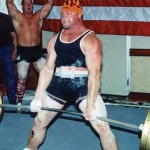 Chuck-Vogelpohl, становая тяга сумо стиль