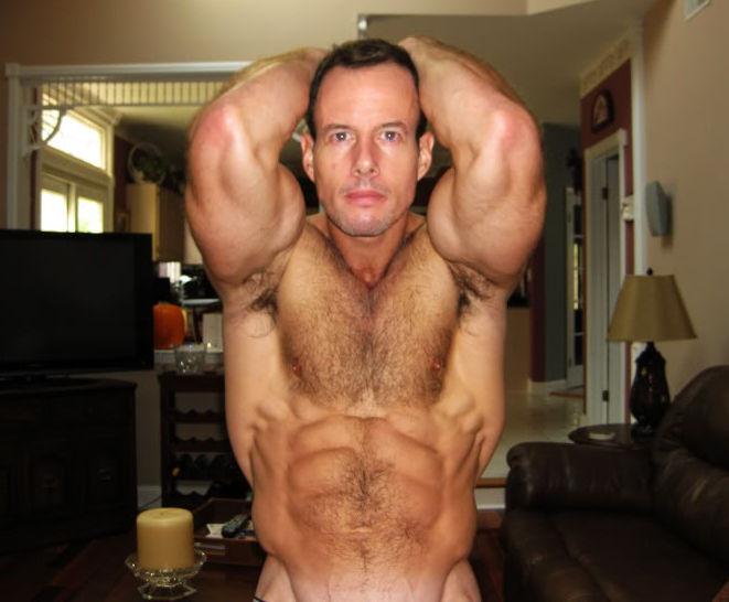 как сбросить жир с живота мужчине