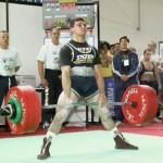 Алексей Сивоконь, становая тяга сумо 316,5 при весе 67 кг, неоднократный мировой рекордсмен