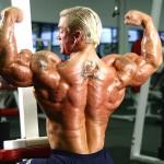 Lee-Priest- Big lats Ли Прист, бицепсы и широчайшие мышцы спины