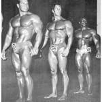 Билл Перл, конкурс Мистер Вселенная 1971, сравнение