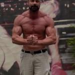 Конан Стивенс, самый высокий бодибилдер-актер, рост 216см, вес 145кг