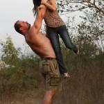 Конан Стивенс, самый высокий бодибилдер-актер