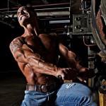 Шон ройер, бодибилдинг, тренировка в спортзале